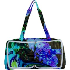 Lilac And Lillies 1 Multi Function Bag