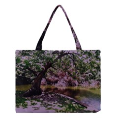 Hot Day In Dallas 31 Medium Tote Bag