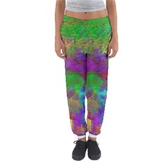 Colorful Patern Art Rainbow Women s Jogger Sweatpants