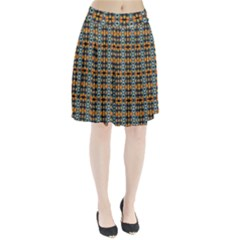 Artwork By Patrick Colorful 2 1 Pleated Skirt