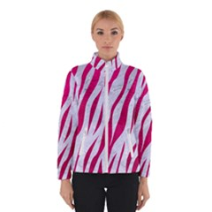Skin3 White Marble & Pink Leather (r) Winterwear