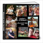 WISCONSIN DELLS - 8x8 Photo Book (30 pages)