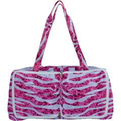 Skin2 White Marble & Pink Marble Multi Function Bag