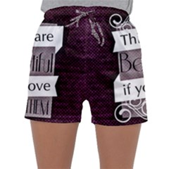 Beautiful Things Encourage Sleepwear Shorts