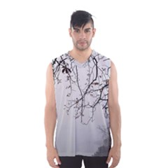 Tree Nature Landscape Men s Basketball Tank Top