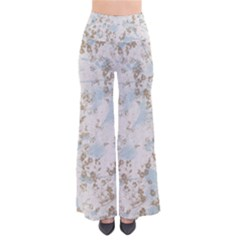 Background Texture Motive Paper So Vintage Palazzo Pants