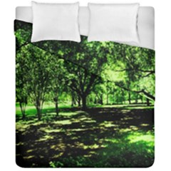 Hot Day In Dallas 26 Duvet Cover Double Side (california King Size)