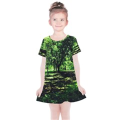 Hot Day In Dallas 26 Kids  Simple Cotton Dress