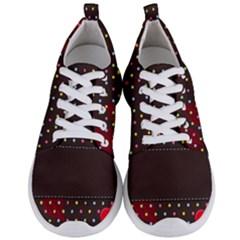 Design Background Reason Texture Men s Lightweight Sports Shoes