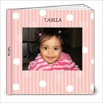 Tamia2 - 8x8 Photo Book (30 pages)