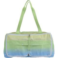 Pastelrainbowgalaxy Multi Function Bag