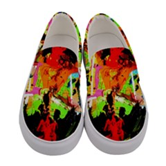 Enterprenuerial 1 Women s Canvas Slip Ons
