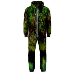 Hot Day In Dallas 33 Hooded Jumpsuit (men)