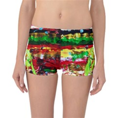 Farewell On The Shore 1 Reversible Boyleg Bikini Bottoms