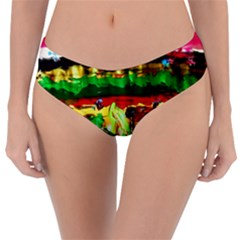 Farewell On The Shore 1 Reversible Classic Bikini Bottoms