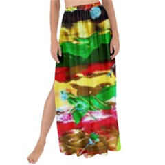 Farewell On The Shore 1 Maxi Chiffon Tie Up Sarong