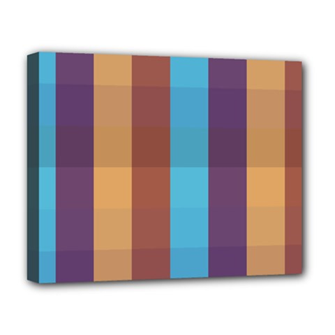 Background Desktop Squares Deluxe Canvas 20  X 16
