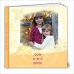 abc book - 8x8 Photo Book (30 pages)