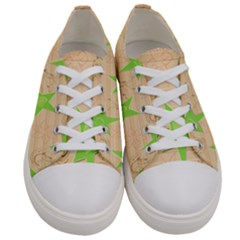 Background Desktop Beige Women s Low Top Canvas Sneakers