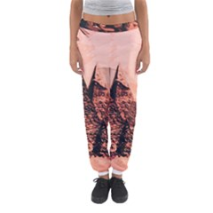 Pyramid Egypt Monumental Women s Jogger Sweatpants by Sapixe