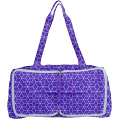 Lavender Tiles Multi Function Bag