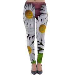 Flowers Flower Background Design Lightweight Velour Leggings