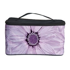 Background Desktop Flowers Lilac Cosmetic Storage Case by Sapixe