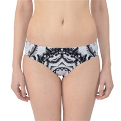 Abstract Pattern Fractal Hipster Bikini Bottoms