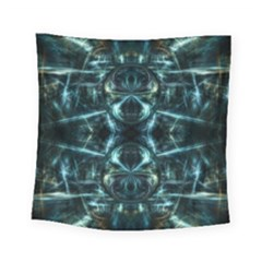 Abstract Fractal Magical Square Tapestry (small)