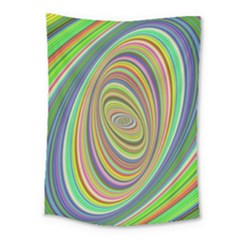 Ellipse Background Elliptical Medium Tapestry