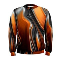 Fractal Structure Mathematics Men s Sweatshirt