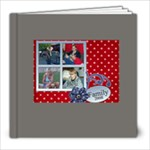 share - 8x8 Photo Book (20 pages)