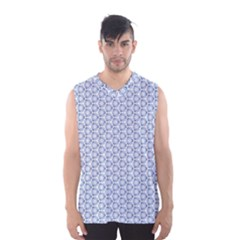 Abstract Ornament Tiles Men s Basketball Tank Top