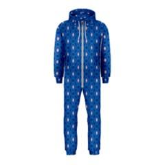 Star Light Hooded Jumpsuit (kids)