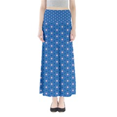Star Light Full Length Maxi Skirt