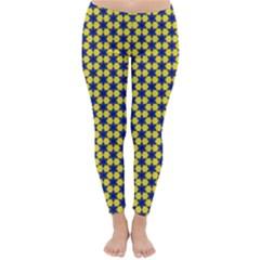 Arabesque Stars Classic Winter Leggings