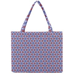 Galactic Trip Mini Tote Bag