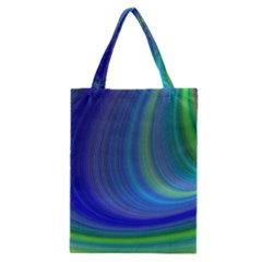 Space Design Abstract Sky Storm Classic Tote Bag