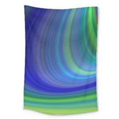Space Design Abstract Sky Storm Large Tapestry