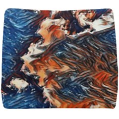 Wow Art Brave Vintage Style Seat Cushion