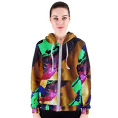 Global Warming 9 Women s Zipper Hoodie