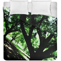 Hot Day In Dallas 28 Duvet Cover Double Side (king Size)