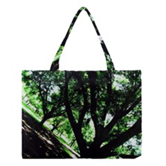 Hot Day In Dallas 28 Medium Tote Bag