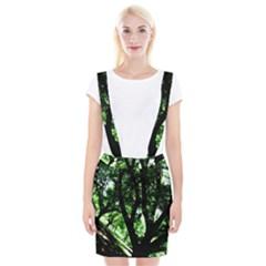 Hot Day In Dallas 28 Braces Suspender Skirt