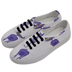 Cat Clipart Animal Cartoon Pet Women s Classic Low Top Sneakers by Sapixe