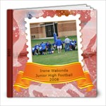 hutchs - 8x8 Photo Book (30 pages)