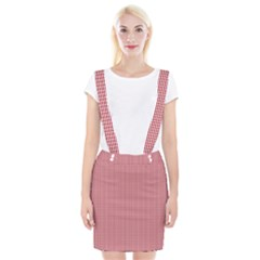 72244985 Braces Suspender Skirt by PodArtist