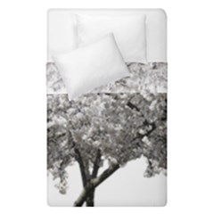 Nature Tree Blossom Bloom Cherry Duvet Cover Double Side (single Size) by Sapixe