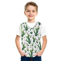Cactus Pattern Kids  Sportswear