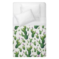 Cactus Pattern Duvet Cover (single Size)